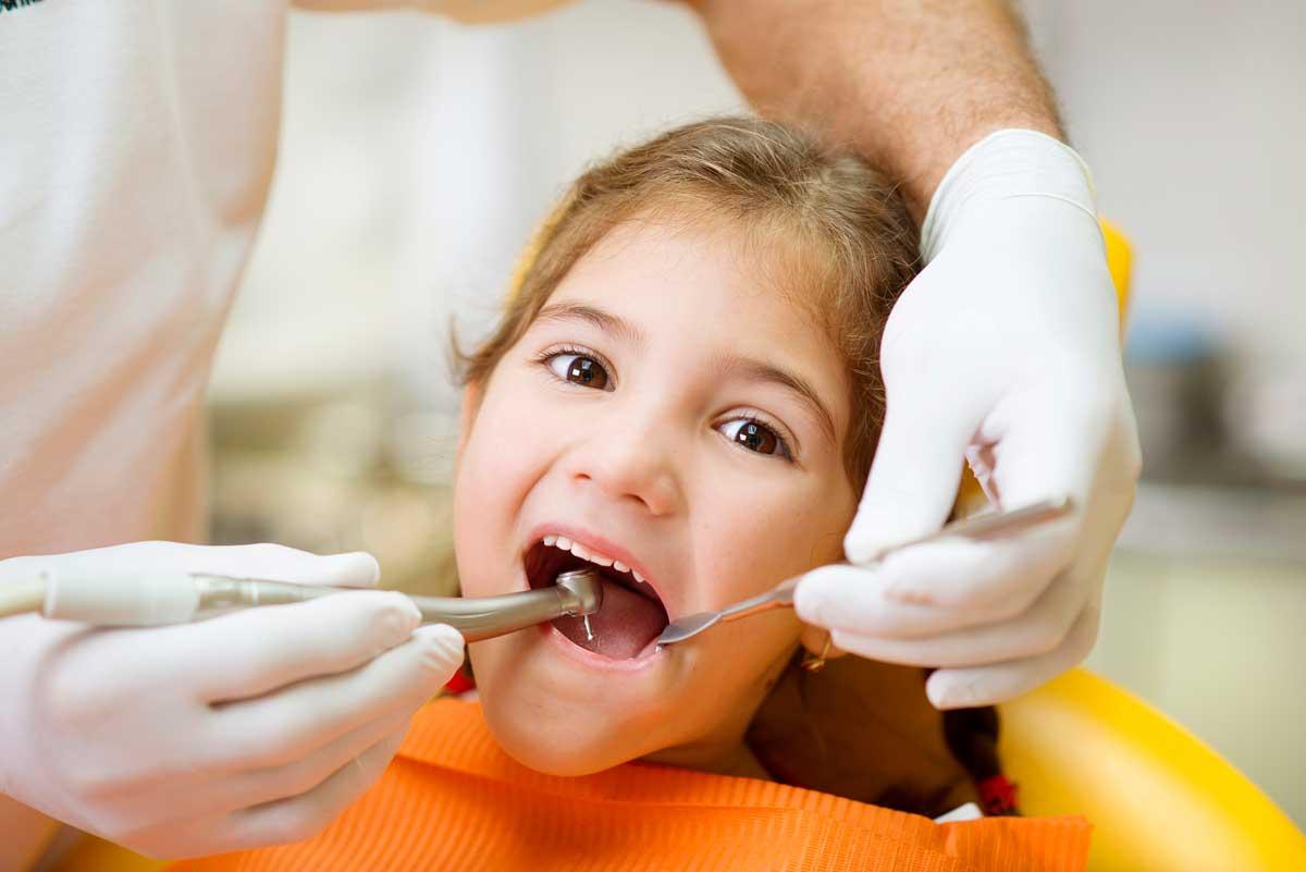روکش استیل دندان