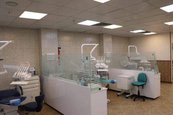 کلینیک دندانپزشکی آرمانی