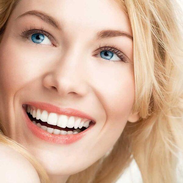 ایمنی برای سفید کردن دندانها