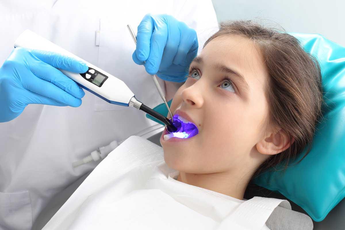 استفاده لیزر در سفید کردن دندان