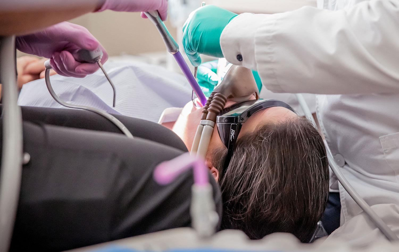 بیهوشی در درمان جراحی پیوند استخوان