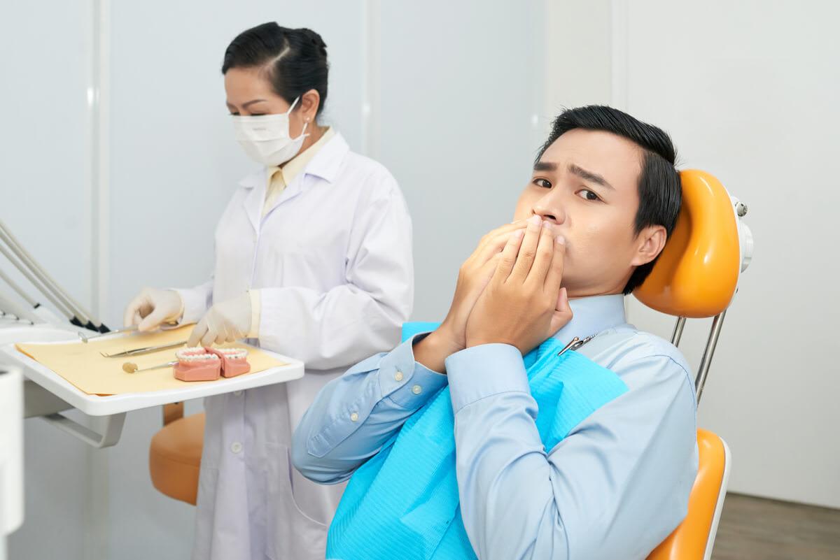 اضطراب دندانپزشکی